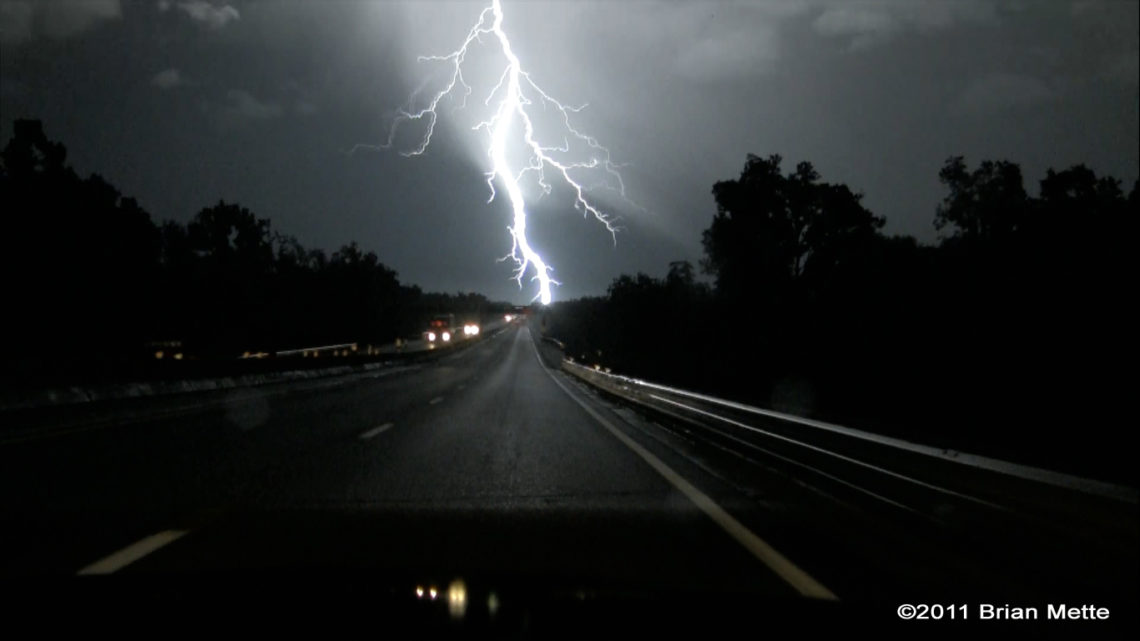 Storm Chase of 19 May, 2010