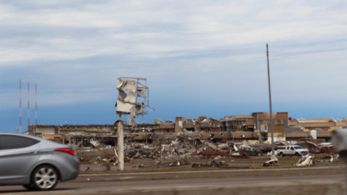 Moore, OK EF5 Tornado Damage