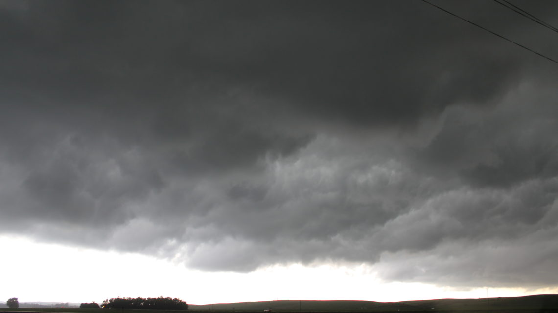 Storm Chase of 3 June, 2014