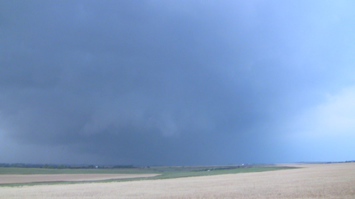 Storm Chase of 24 May, 2011