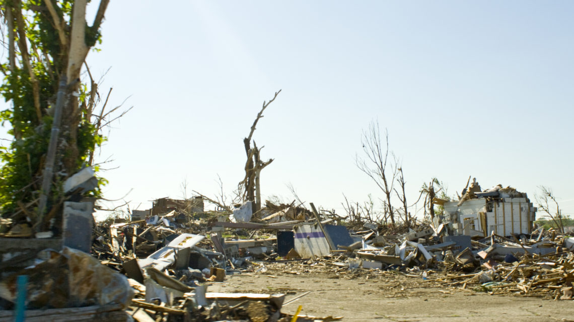 Joplin, Missouri EF-5 Tornado Damage.