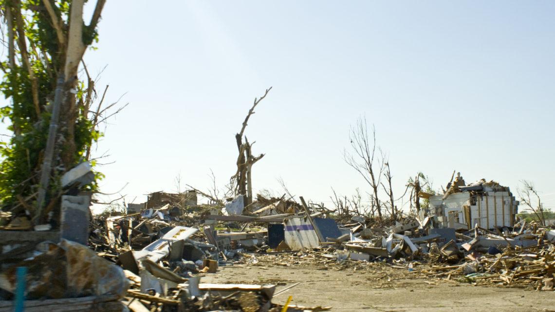 Joplin, Missouri EF-5 Tornado Damage.