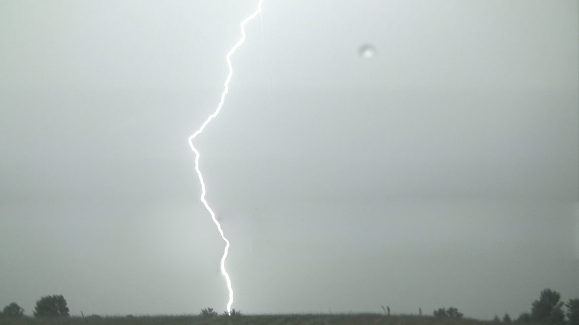 Storm Chase of June 23, 2010